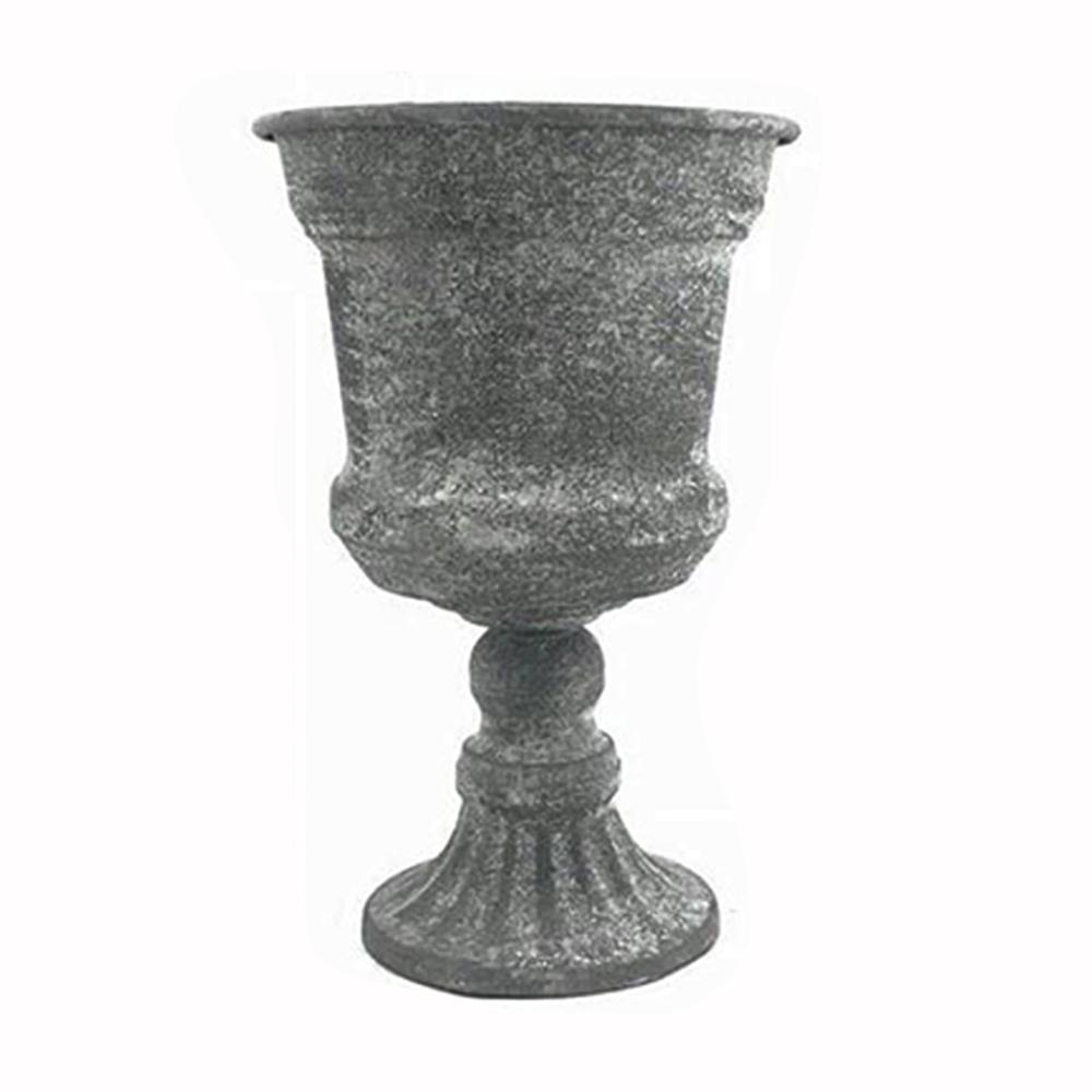 Antique Urn Planter Pedestal Vase Rustic Metal Classic Urn Planter 7 87in Tall And 3 54in Diameter For Wedding Party Home Cafe Decoration Bud Vases For Sale Bud Vases Wholesale From Subarry 14 07 Dhgate Com