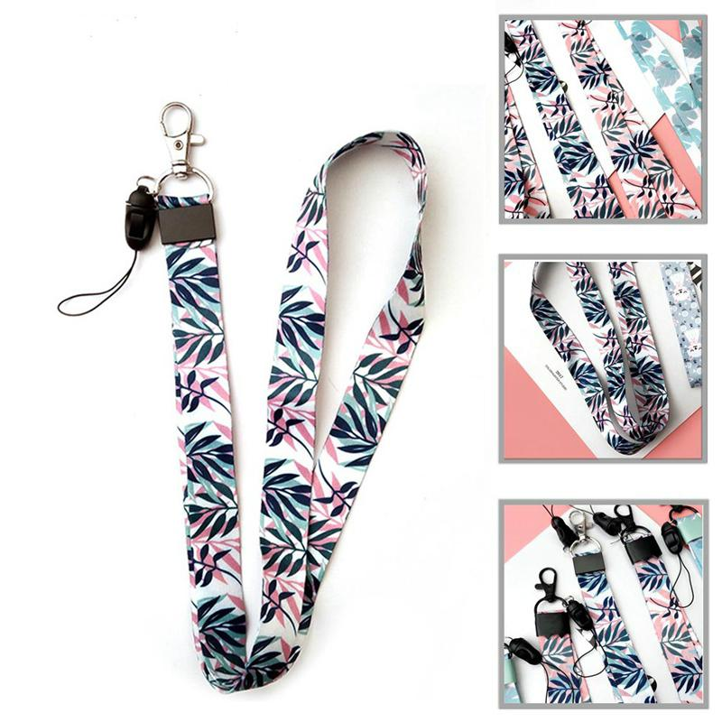 Universal Neck Strap Cell Phone Lanyard for Keys ID Card Mobile Phone Straps Cute Necklace Handphone Strap Keycord Long/short Lanyard