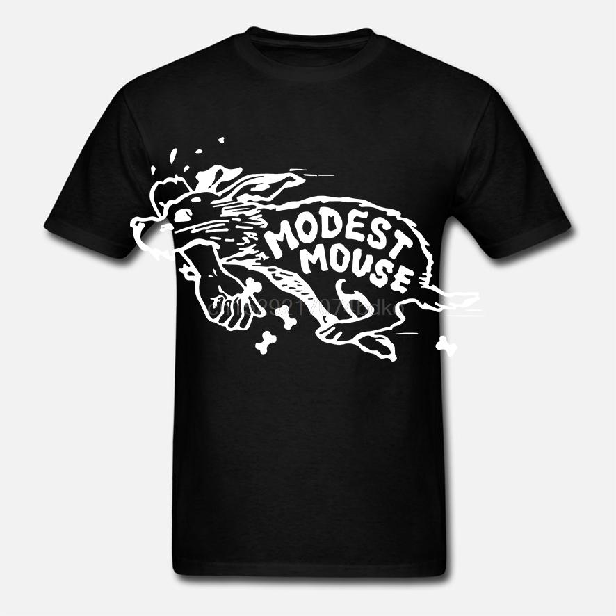 Modest Mouse Amerikan Sanatı Rock Band 2 Tişört Pamuk Yepyeni