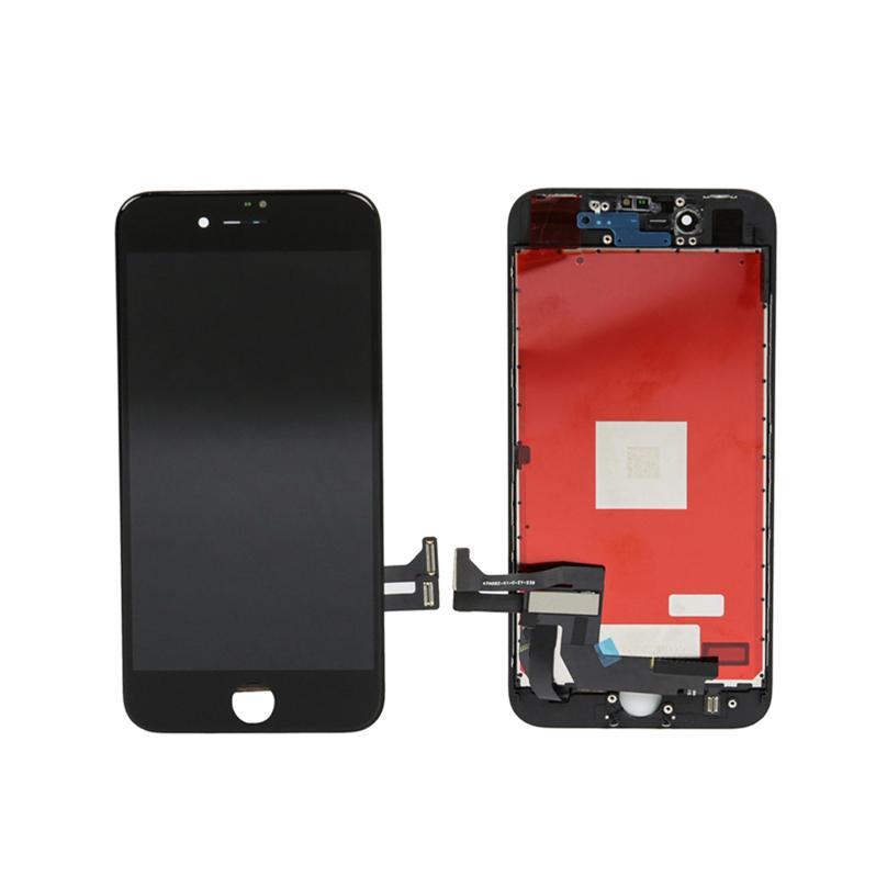 아이폰 8 쉬운 Dymanic LCD 나은 Brigtness 고품질 전체 사이트 앵글 LCD 디스플레이를위한 DHL에 의해 보증 무료 배송 교체