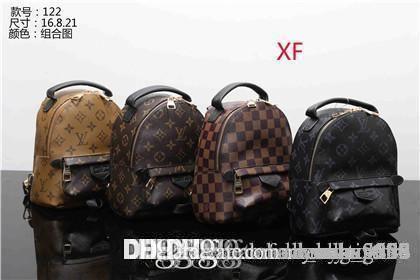 2020GD El mejor precio de la alta calidad del bolso del totalizador del hombro mochila bolsa de monedero de la cartera 123