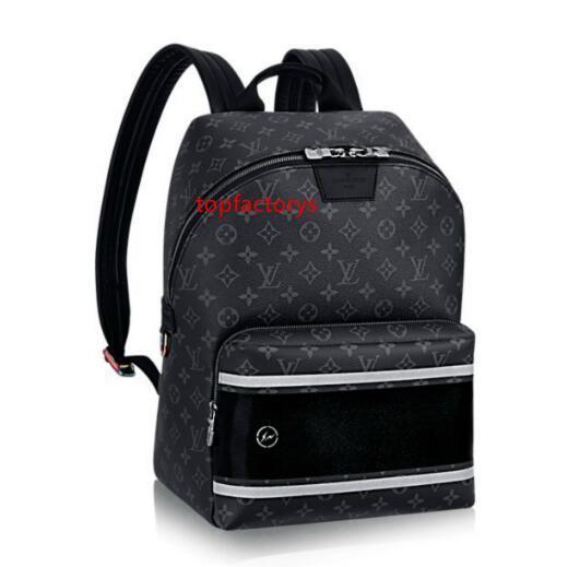 New M43408 Homens Apollo Inverno Mochila bagagem Bag Mochilas Malas Bolsas de ombro Bolsas Belt Bag