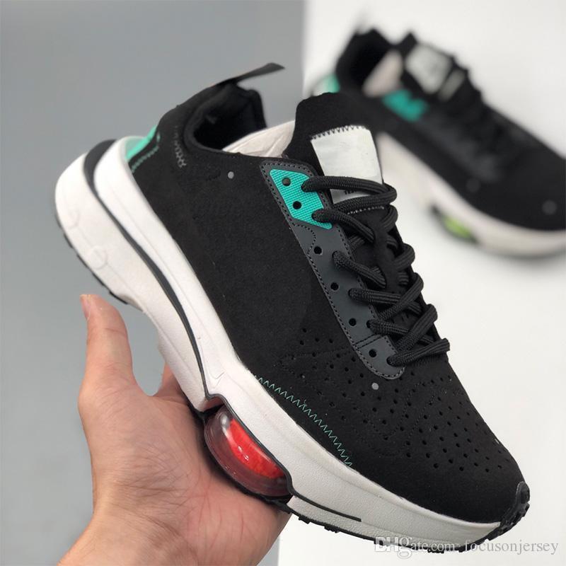 2021 Zoom Tipi N.354 Menta Siyah Zirve Beyaz Koşu Ayakkabıları Erkekler Kadınlar Için Zoomx Spor Sneakers Yüksek Kalite Açık Erkek Eğitmenler Sneakers