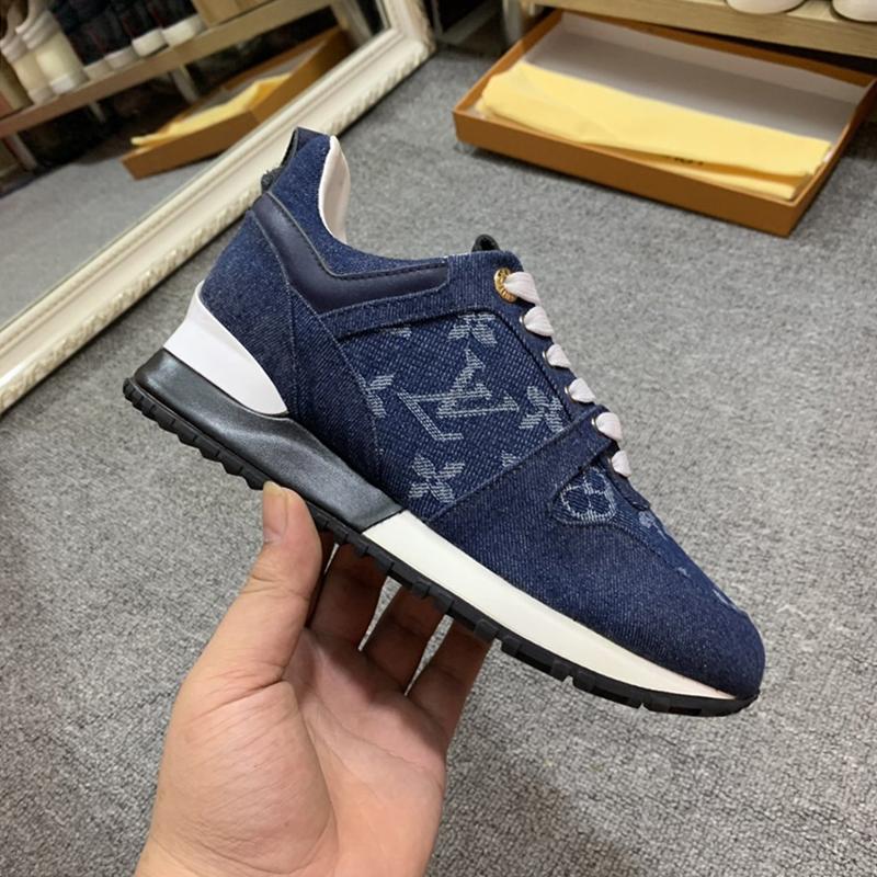 2021-2020 Mens de lujo de diseño de moda de alta calidad imprimió esmerilado suela de goma zapatillas Todos -Partido Calzado casual para hombre de los zapatos de banquetes Tamaño: 38 -