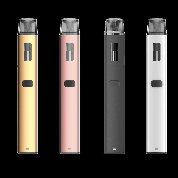 Vape kit Vaporizer Pod Pen E Cigarette Kit Portable Battery Device Set 280mAh Mini Ceramic Pods Pod