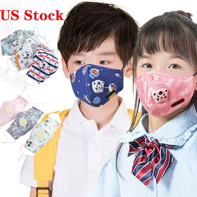 Stock! Mask Kanye Mask Valve Reusable Washable Face Masks Sport Facemask Kids With Designer Masks West Mask Filter US Face Ppe Sneakers Lrtj