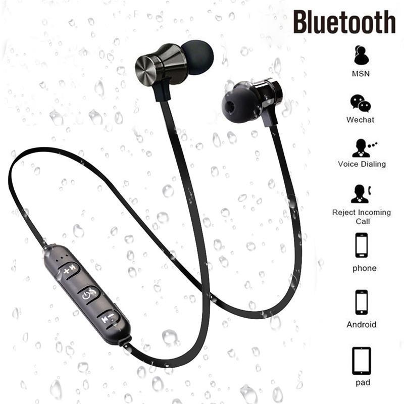 XT11 Спорт Бег Bluetooth Беспроводные наушники Активное шумоподавление гарнитура для телефонов и музыки бас Bluetooth гарнитура
