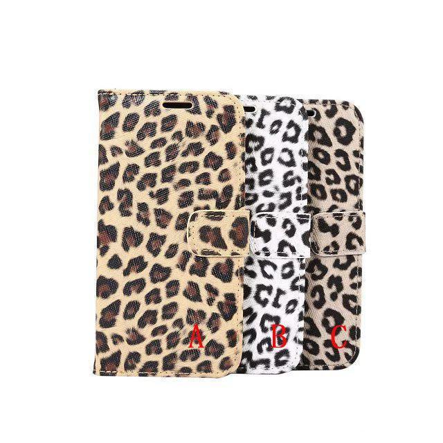 Leopard животных кошелек кожаный чехол для Iphone X 10 8 7 6 6S Plus Galaxy Note 9 Note8 S9 Card карманный ID Card Box телефон Обложка коробки Epacket