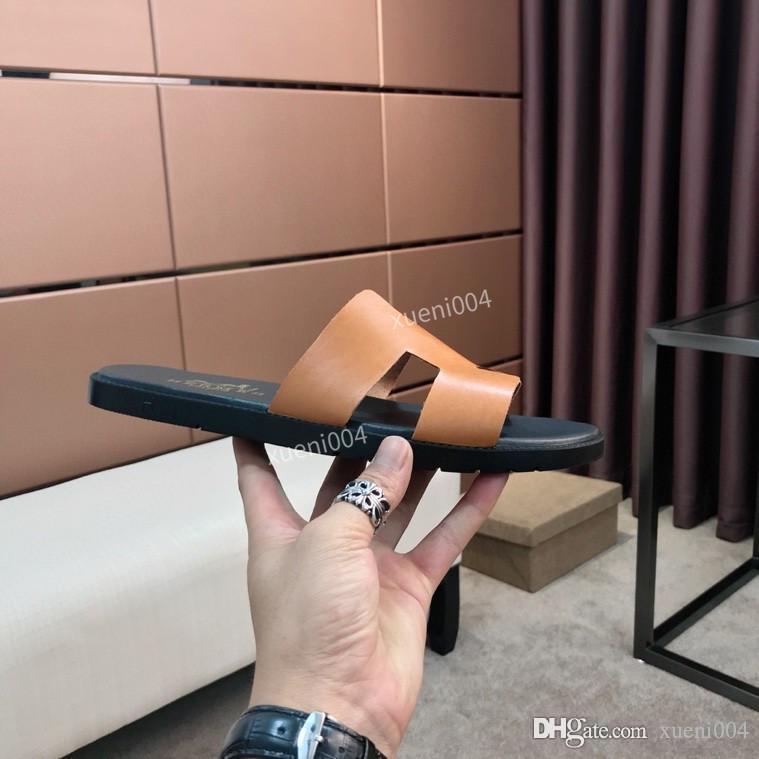 20s yeni terlik Dişli erkek yaz terlik flip flop Kaymaz terlik ht200511 nedensel sandalet çizgili kaydırın