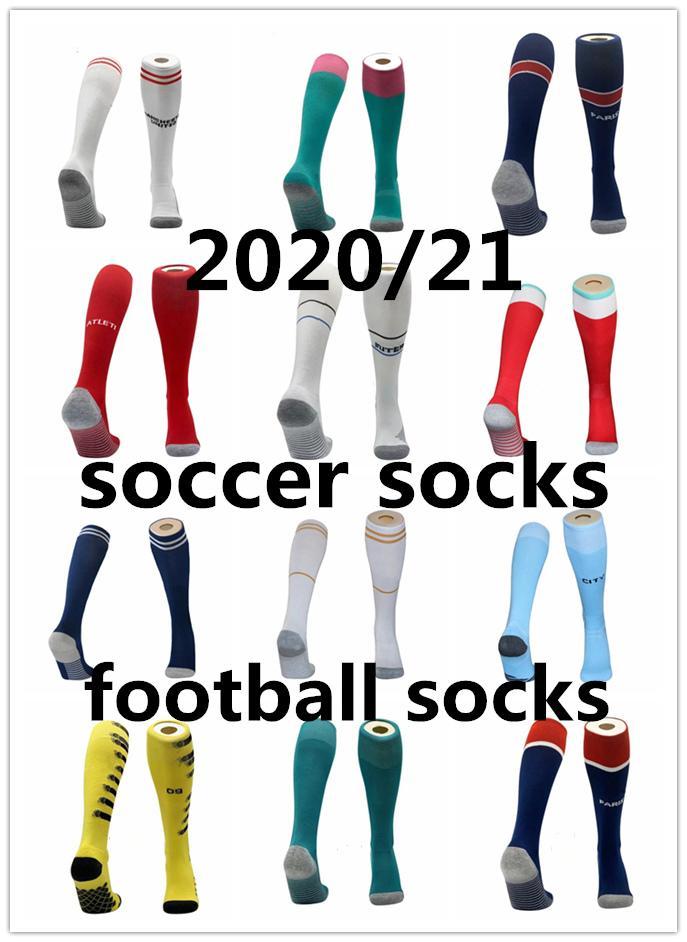 Adulti e bambini 2020 2021 calzini sport calcio PERICOLO ISCO Mbappe Pogba PAYET MESSI alta ginocchio calcio calzini Hot Club 20 calzino 21 di calcio