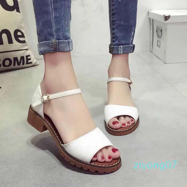 nuove donne sandali migliore qualità di tacchi alti sandali dei pistoni Huaraches Flip-Flops scarpa Mocassini per il pistone shoe10 P13 Z07