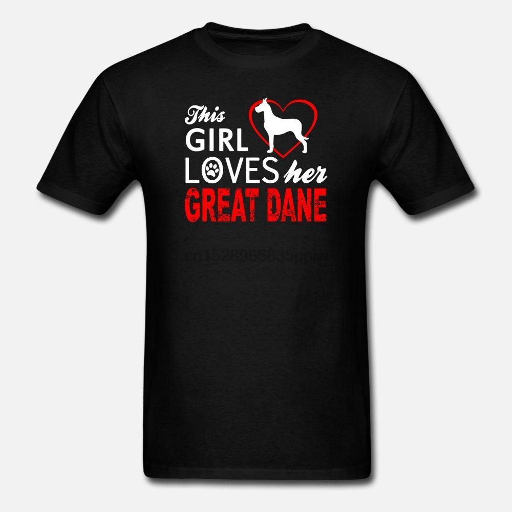 Erkekler t shirt Dane - Bu kız Danua Kadınlar-tshirt tişörtleri sever
