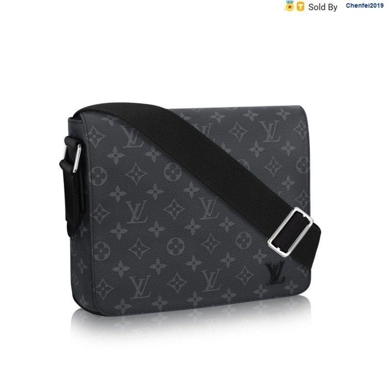 chenfei2019 Z0WD Classic Print Black M44001 Totes Handbags Shoulder Bags Backpacks Wallets Purse