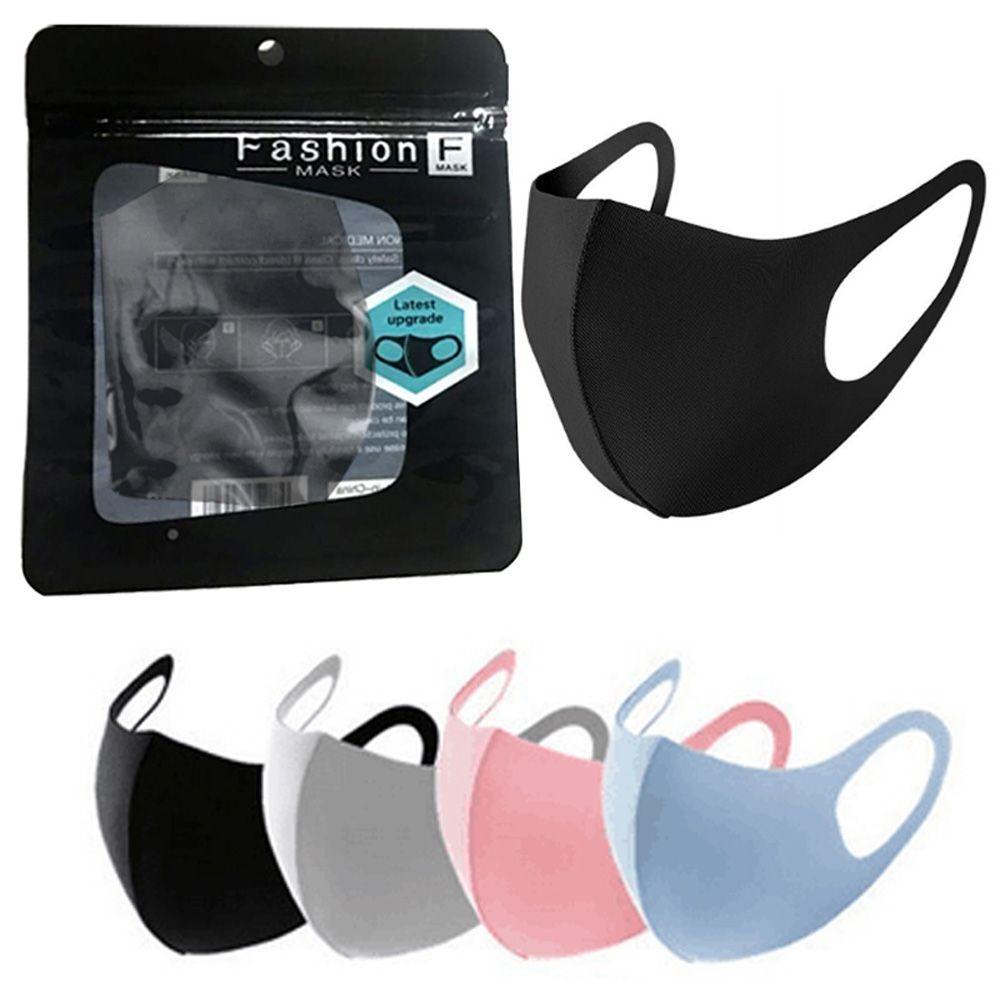 Boca helado lavable anti transpirable unisex cara niebla cubierta reutilizable polvo contaminación máscaras máscara ubhak