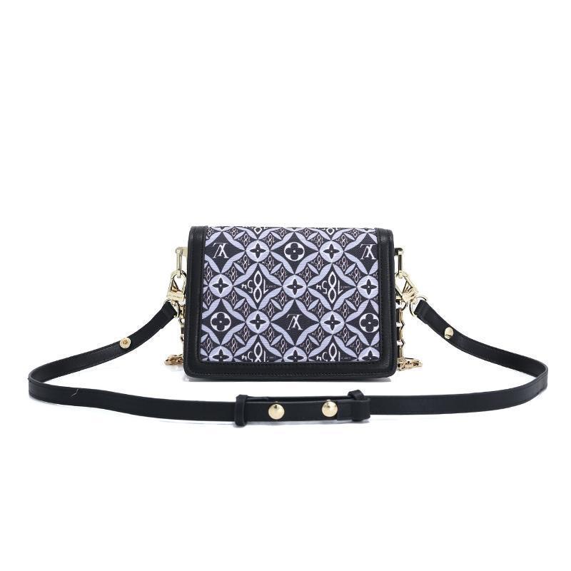 Pelle Retro Style donne piccolo lembo di Crossbody Bag Sac Bandouli ERE Nuova Kuitixm donne catena Messenger borse di lusso del progettista Shoulder Bag