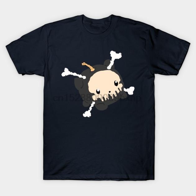 Hombres camiseta del horror del gatito va boom mujeres de la camiseta t-shirt camiseta top