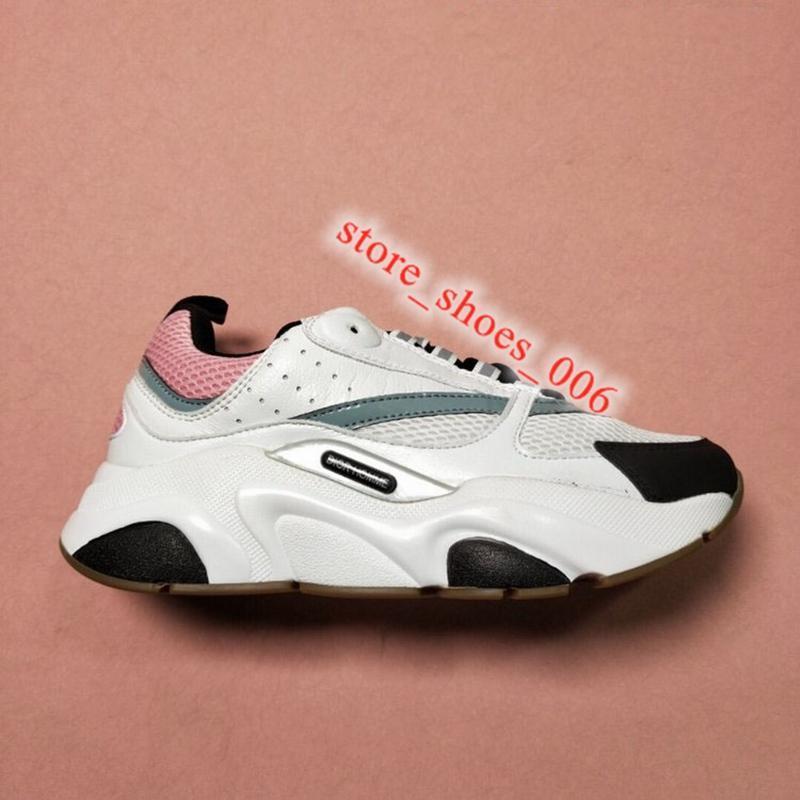 2020 xshfbcl toile hommes et Calfskin Baskets Mode Europa Sneaker Mode New Sneakers B22 Entraîneur de Chaussures en tricot technique