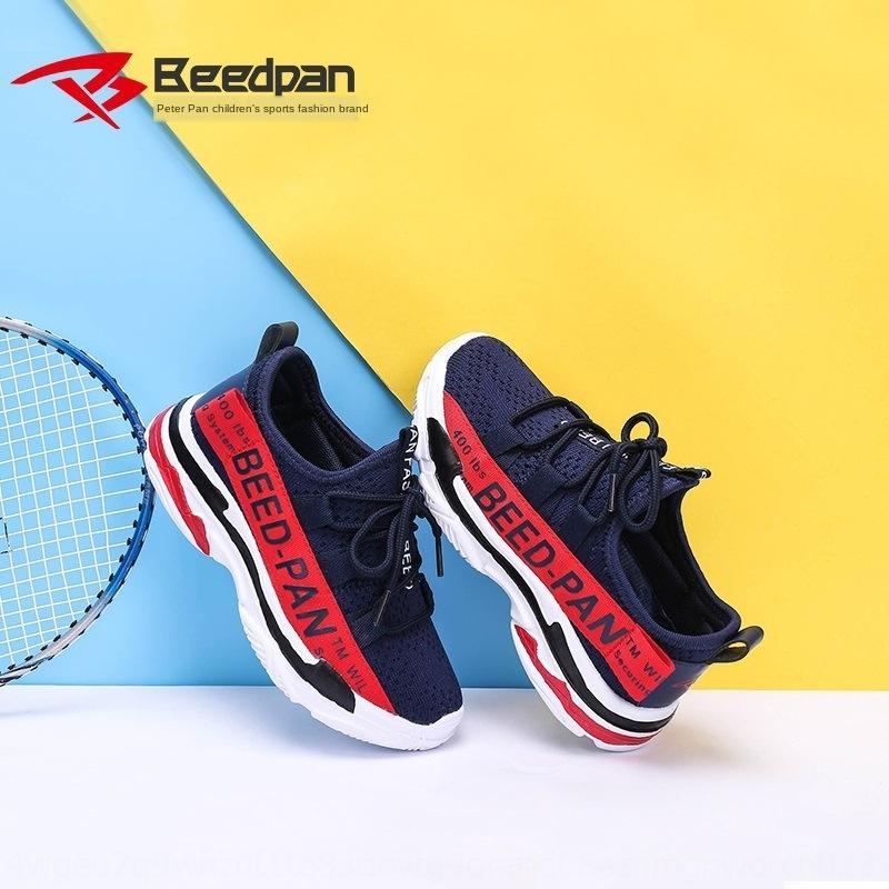 sapatos de coco ins de Outono nova coco Crianças tênis infantis malha calçados esportivos respirável dos meninos moda