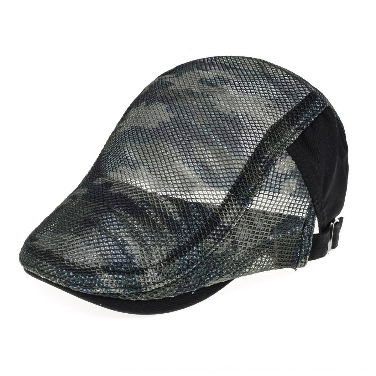 Outdoor primavera sole neutro e l'estate crema solare protezione solare cappello di maglia calotta di ghiaccio-sensazione cappello camuffamento del sole cappuccio di protezione