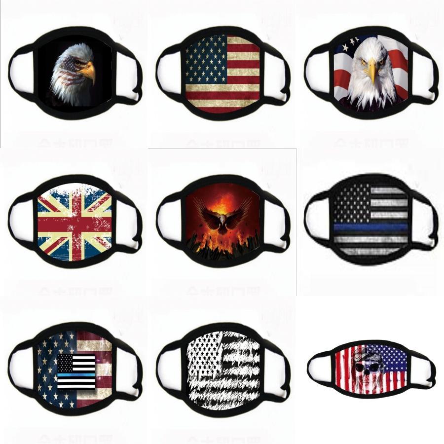 Unisex Ağız Karşıtı Dust, Smoke, S, Gaz Face Maske Ayarlanabilir Tekrar Kullanılabilir Koruma 2 Filtreler # 190 ile maskeler Filtreler Maske