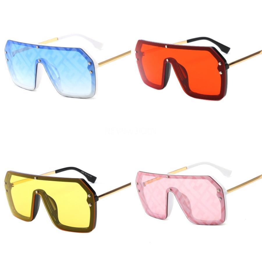 Xinfeite Doppel F Sonnenbrille Klassische Qualitäts-PC-Feld HD Objektiv polarisierten UV400 Außenreitsport Sonnenbrillen für Männer Frauen X429 # 780