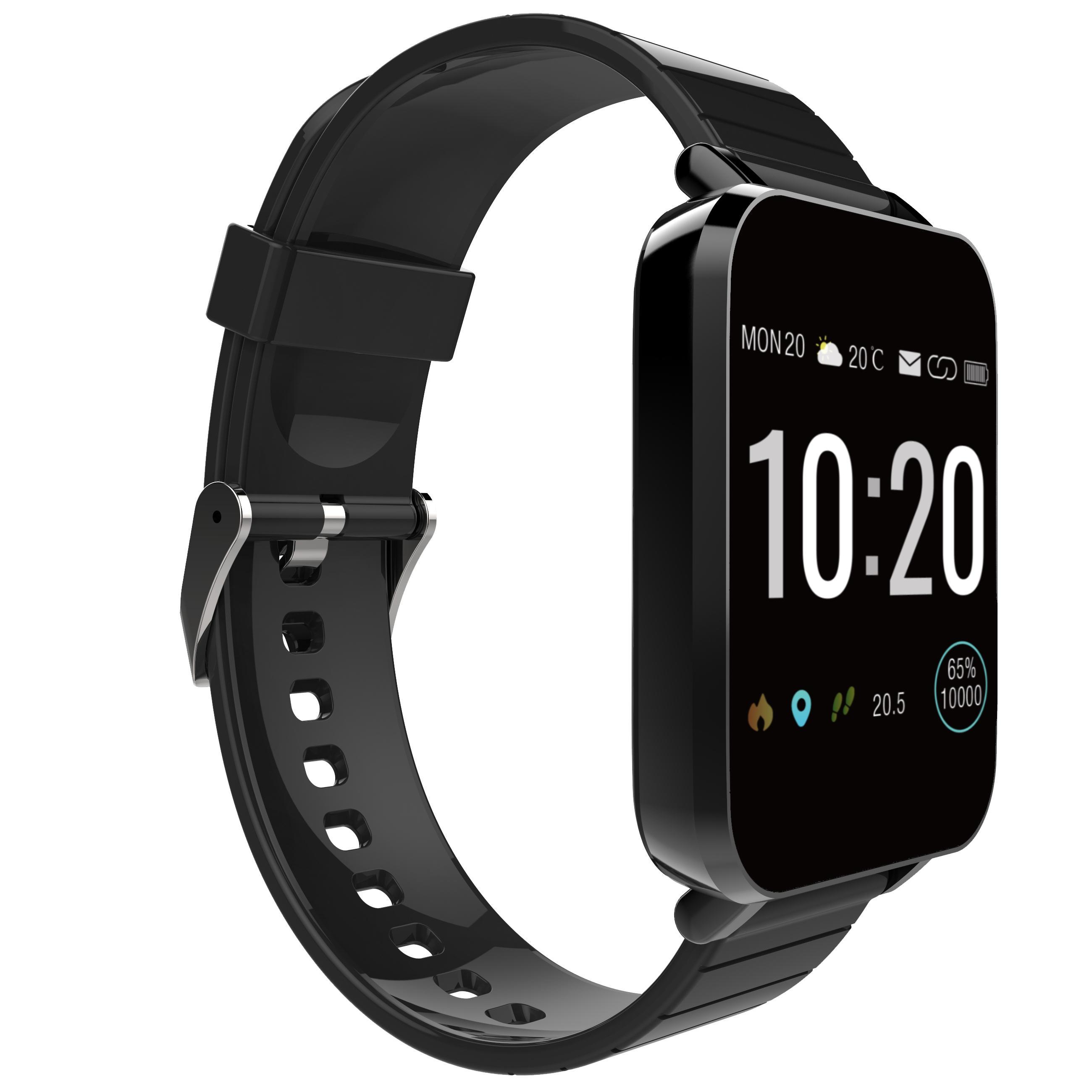 Multi-Funktions-Z12 Smartwatch Schritte Kalorien Herzfrequenz Überwachung Wettervorhersage IP68 wasserdicht z12 intelligentes Armbänder Armband
