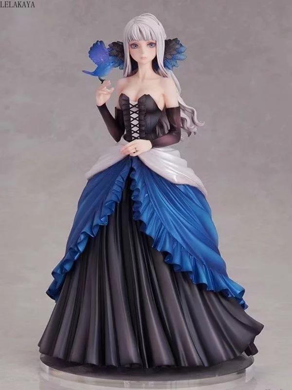 Nuovo arrivo 24 centimetri Anime Flare Odin Sphere Leifthrasir Guendalina Dress Ver. 1/7 scala Azione Sexy Girl PVC Figure Modello Giocattoli Doll MX200727