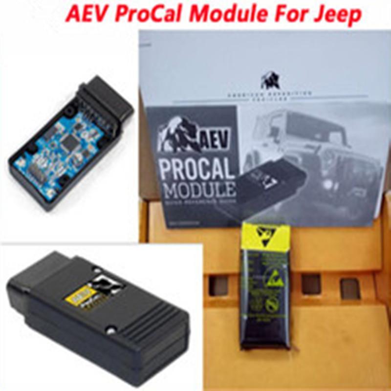 2018 Новое прибытие AEV ProCal модуль для Jeep Wrangler JK Wrangler Unlimited с самым лучшим ценой диагностического инструмента Бесплатная доставка