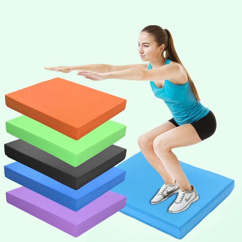 Foam Cushion Non Fatto scorrere Ginnastica Accessori Yoga Mat Comprehensive Fitness Home caviglia recupero Unisex rilievo di addestramento