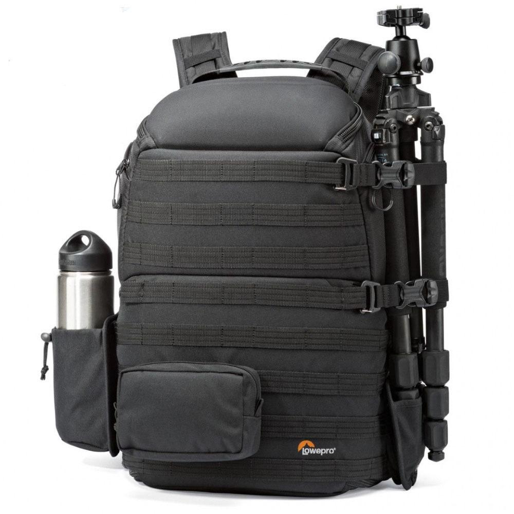 Genuine Lowepro Protactic 450 Aw Shoulder Camera Bag Slr Camera Bag Laptop Backpack With All Weather Cover 15.6 Inch Lapto T190701