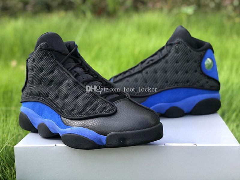 12S فرط الملكي الأحذية 13S كرة السلة فلينت ملعب 13 OVO الحجر الأزرق 12 إمرأة رجل المدربين في الهواء الطلق أحذية رياضية الرياضة