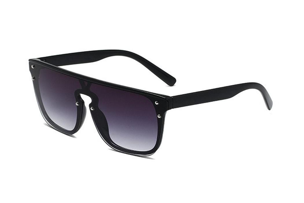 1082 جديد السيدات أزياء نظارات شمسية جولة الاتجاه الفاخرة نظارات ماركة مصمم الرجال النساء النظارات 4 ألوان