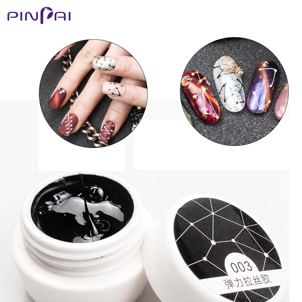 Wire Drawing Gel Nail Art Design Painting Gel Varnish Point To Line Creative Diy Pull Thread Silk Spider Uv Nail Gel G192 Gel Nail Colors Gel Nail Varnish From Beautyshop8888 8 5 Dhgate Com