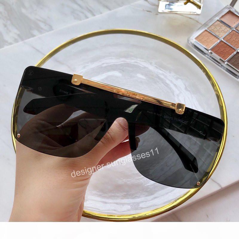K été des femmes des hommes Designer Lunettes de soleil de luxe hommes Femme Beach Party Driving Lunettes de soleil Lunettes Adumbral Goggle UV400 Top qualité avec