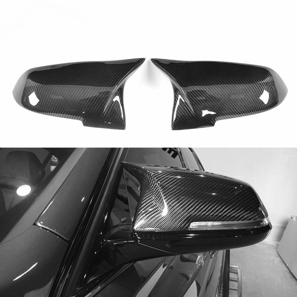 Mirme la cubierta de espejo de fibra de carbono F30 para BMW F20 F22 F31 F34 GT F32 F33 2014-2019