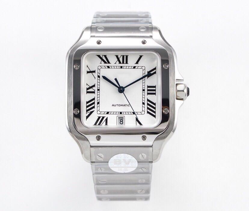2020 в твердом переплете, Size: 39.8x47.5x9.08mm 1847mc Движение дизайнер часы роскошные часы мужские часы 316 тонкой стали
