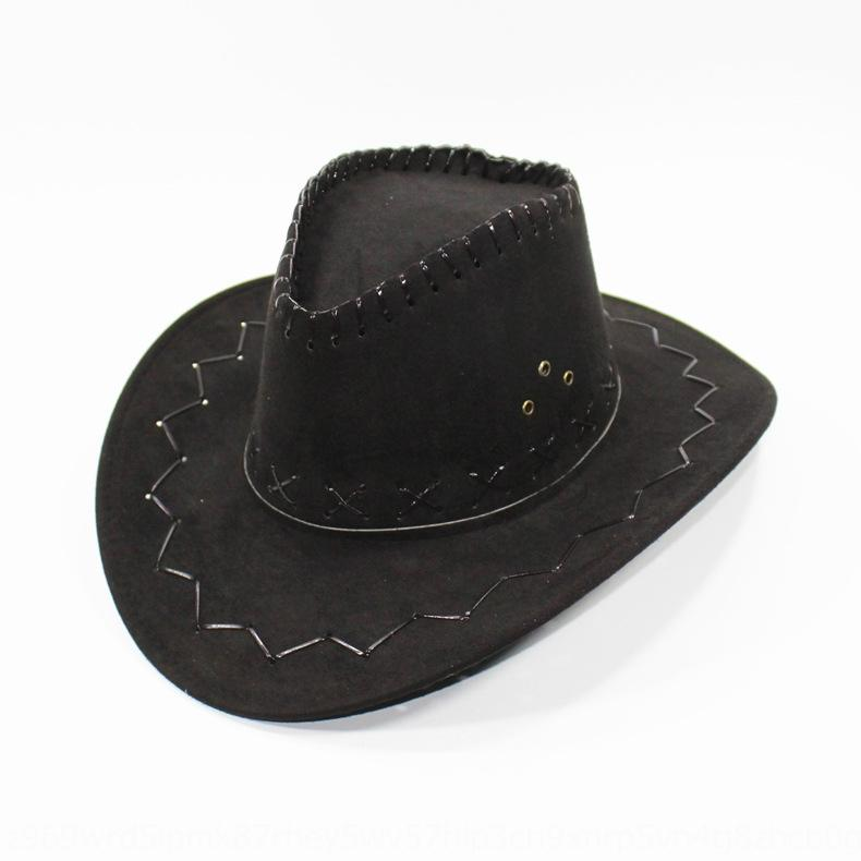 chapéu de viagens para Western Cavaleiro dos homens de cowboy e sol chapéu de cowboy grande vantagem ao ar livre desempenho grandes beirais das mulheres pastagens