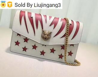 liujingang3 443645 rote und weiße Top-Griffe Boston Totes-Schulter-Umhängetasche Gürtel Rucksäcke Mini Tasche Gepäck Lifestyle Taschen