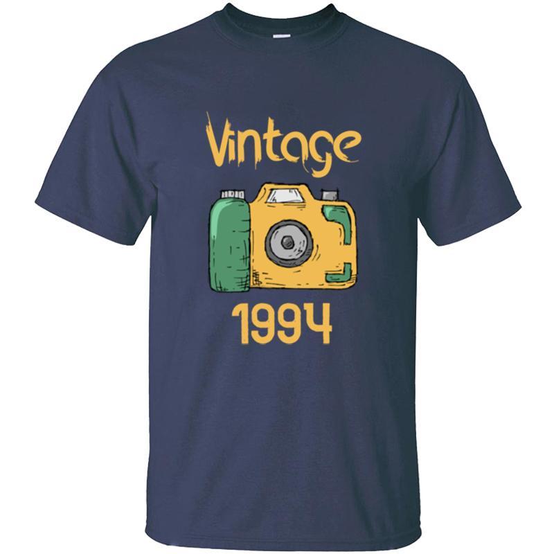 Le Nouveau vintage drôle Casual 1994 T-shirt pour hommes 100% coton mignon base solide condition physique des adultes T-shirts 2019 Tops T