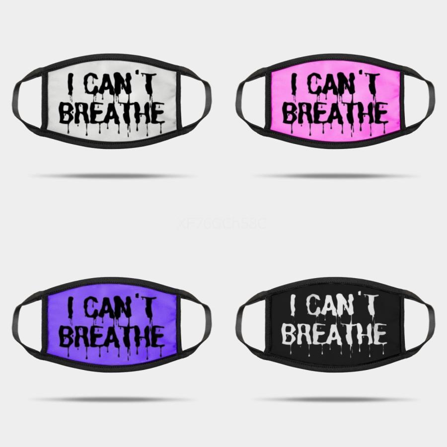 140 Máscaras PC Orgánica laboratorios cara PM 2.5 con la respiración 100% algodón lavable de tela Máscaras protección contra el polvo del polen de mascotas caspa # 758