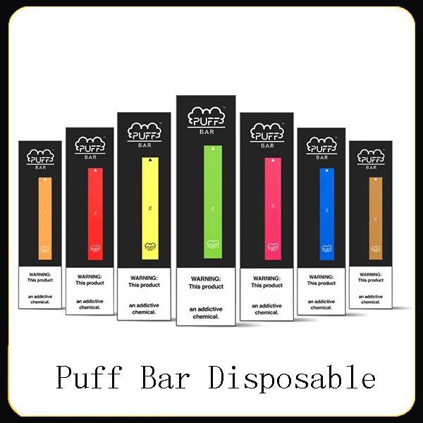 Neweset Puff Bar Starter Kit Disposable Vape Pen 1.3ml 280mAh Battery Device Empty Pod E cigarettes Vaporizer Pens Top Quality VS Eon POSH