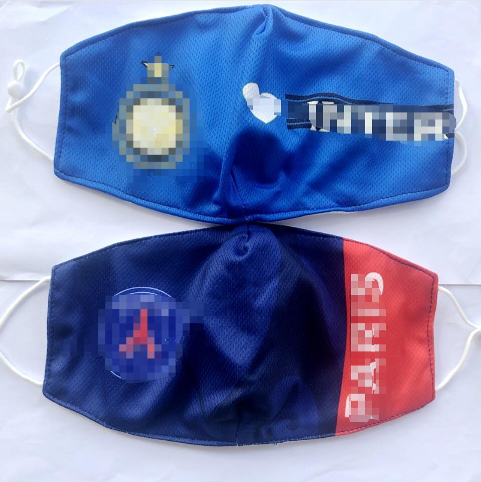 Аргентина футбол маска материал хлопок Bayern футбольных маски Кант одноразовые маски можно положить в середине экономичного и практичной