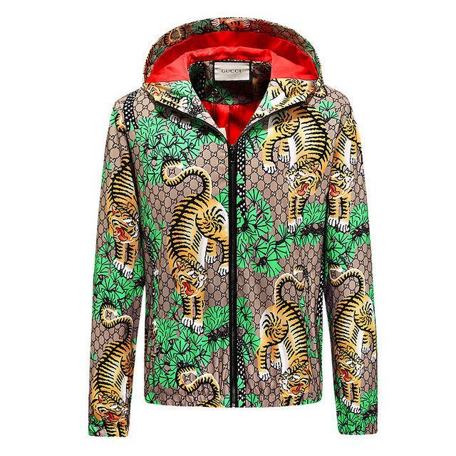 Toptan-Yeni Yüksek Kalite Sonbahar Ve Kış Erkek Palto 3D Erkek Giyim Moda Beyzbol Ceket Palto Ceket Erkek Coat yazdır ~ # T5