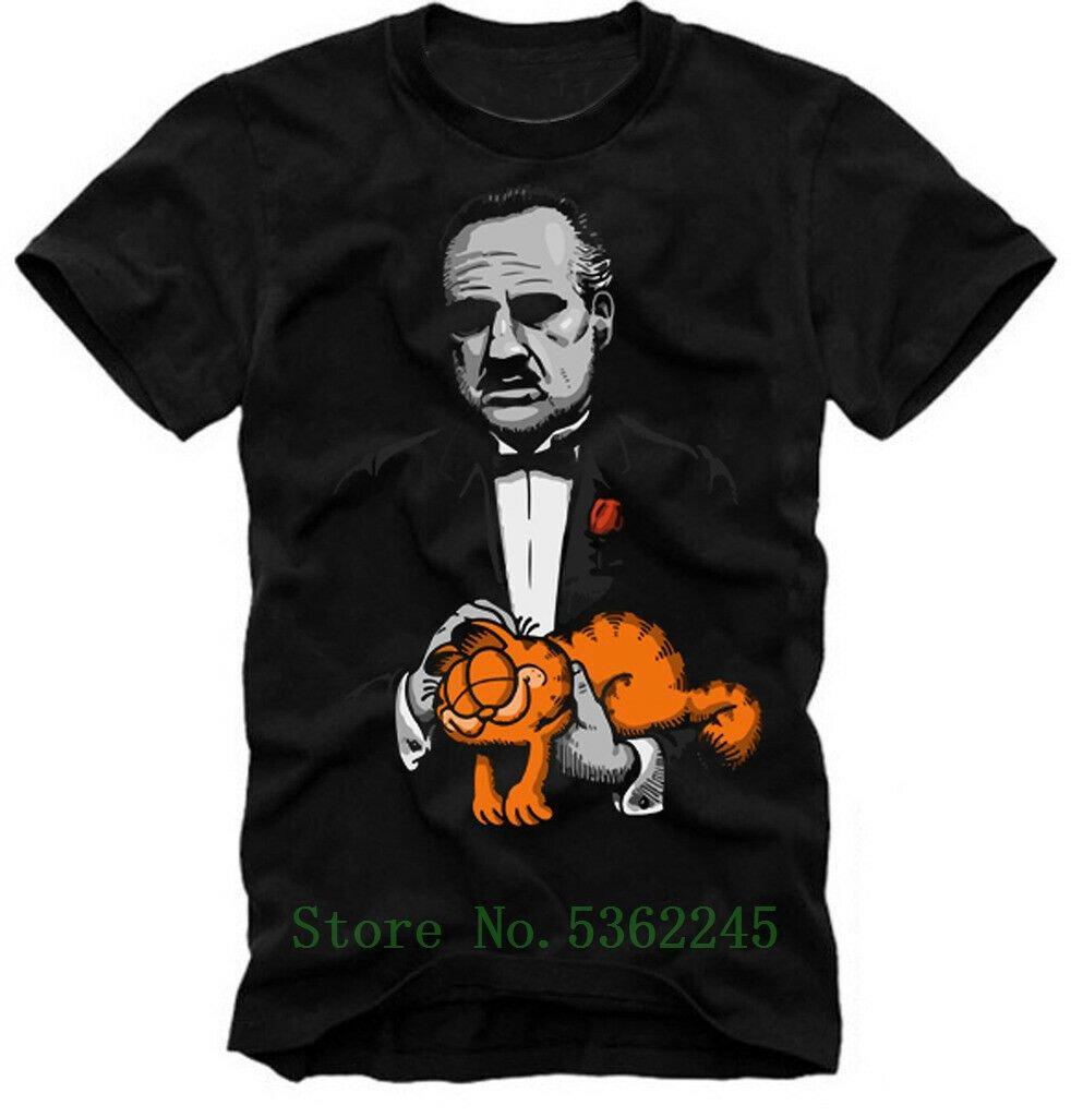 E 1 Syndicate T-Shirt Марлон Брандо Крестный отец The Godfather 4138dtg- Show Оригинальное название