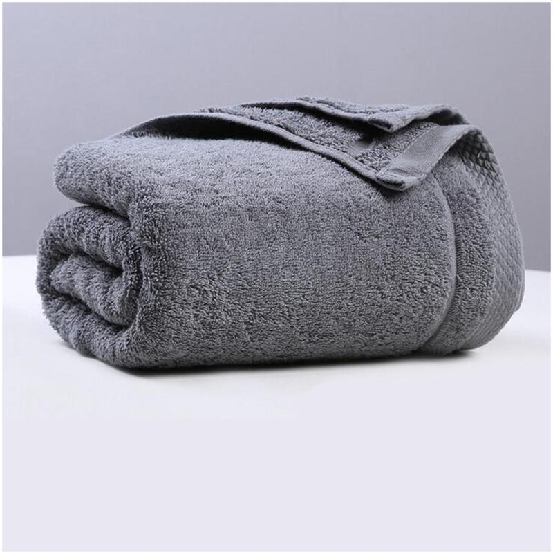 Toalha - Super macio 100% algodão máquina laváveis Grande toalha de banho (140 cm x 70 cm) Super - banho de luxo