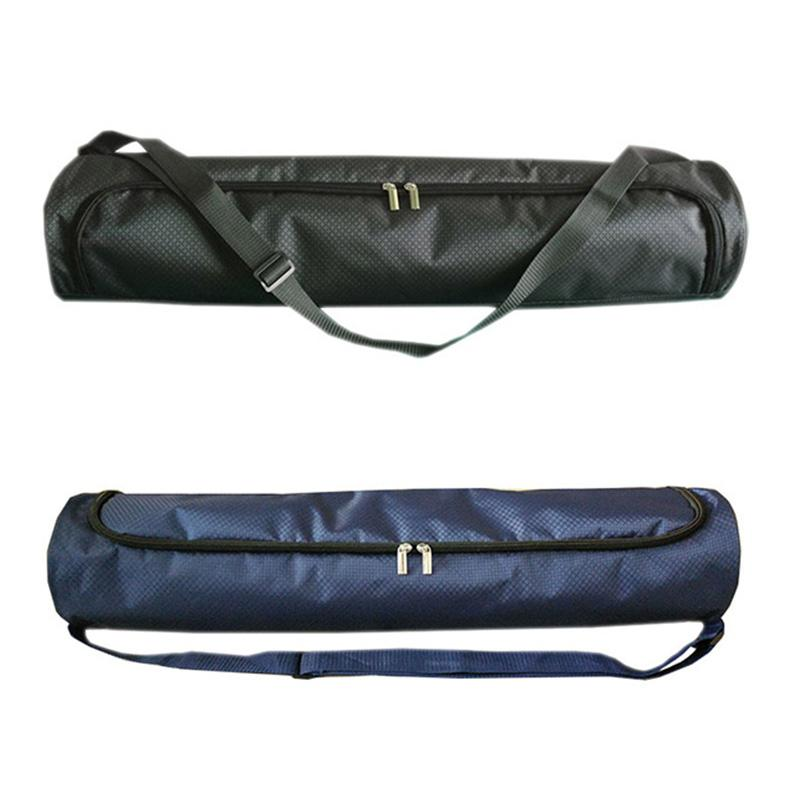 Waterproof Oxford Cloth Yoga Mat Carrier Bags with Adjustable Shoulder Strap