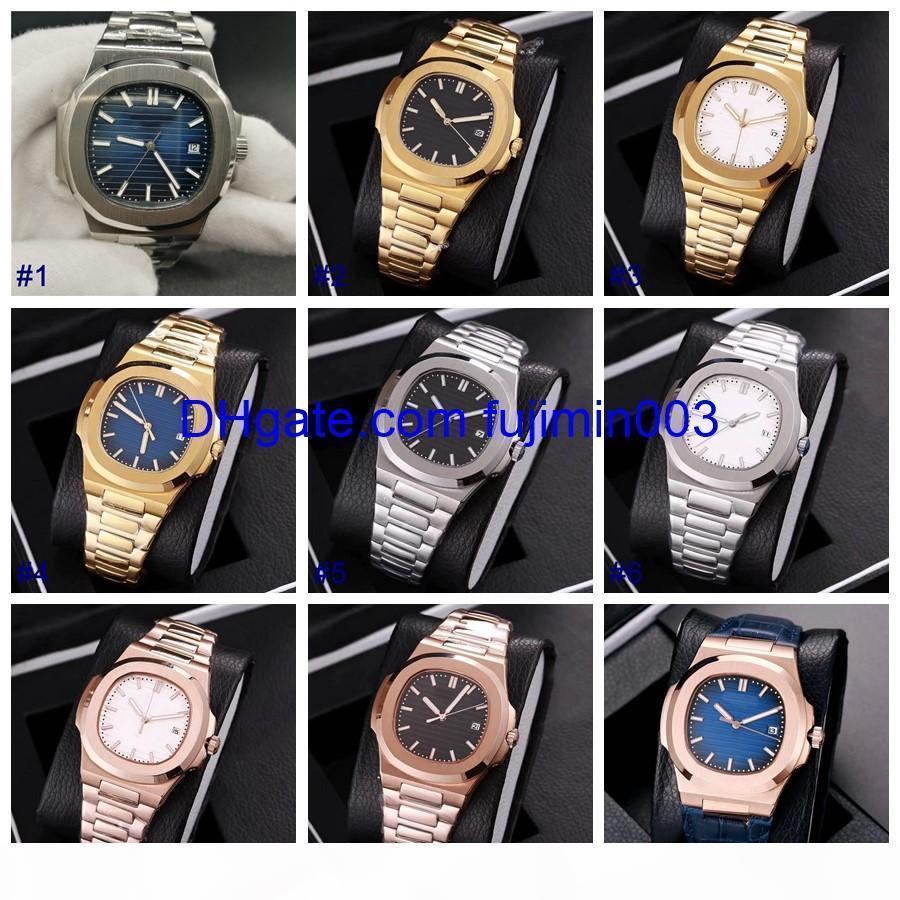 E 14 Farben Hot BMSR 39mm Uhrmens Fegen Bewegung Pp 5711 Selbstwind Modell Nein Batterie-Uhren