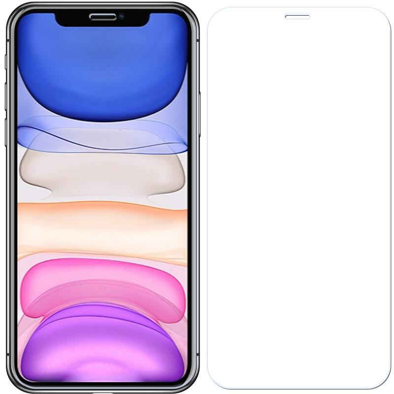 Ausgeglichenes Glas-Schirm-Schutz für iPhone 11 Pro Max X XS XR Max 6 7 8 Plus SE 2020 0.3MM Schutzglas