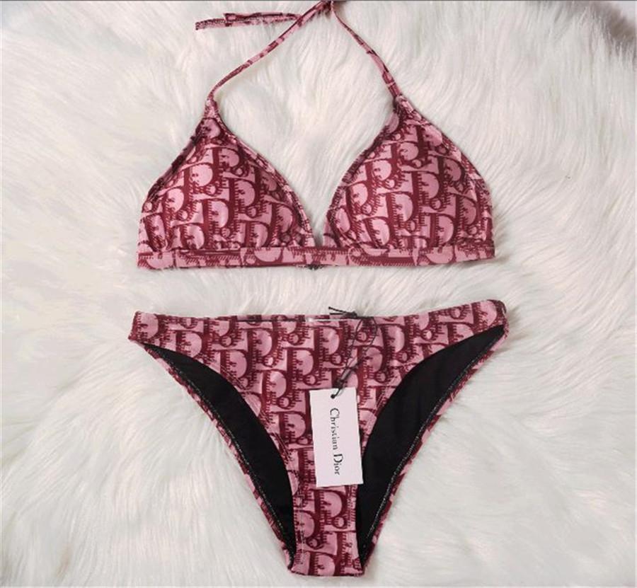 Tasarımcı Mayolar Kadınlar Marka Bikini Suits Sıcak Yaz Seksi Bikini İki adet Tasarımcı Mayo Boyut S-XL ayarlar