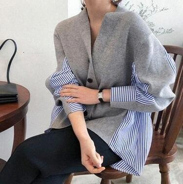 2021 New 2019 Autumn Womens Pregnancy Sweater Patchwork Knit Cardigan Pregnant Women Casual Single Breasted Loose Top Wtsx From Qianeyes 56 35 Dhgate Com